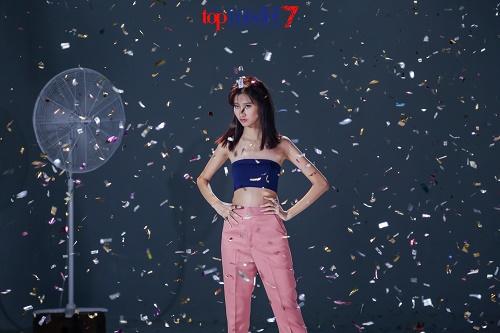 Hot girl 1m54 xuất sắc lọt vào chung kết Next Top Model - 5