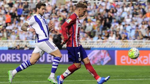 Atletico Madrid - Deportivo: Thẻ đỏ & người hùng - 1