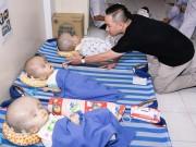 Gia đình Minh Thuận dùng tiền phúng điếu làm từ thiện