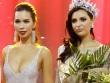 """Hà Anh """"nóng bỏng tay"""" khi làm giám khảo Miss Global"""