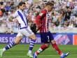 Atletico Madrid - Deportivo: Thẻ đỏ & người hùng