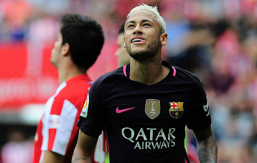 """Không Messi, Neymar """"nhả đạn"""" xuất sắc hơn ở Barca - 1"""