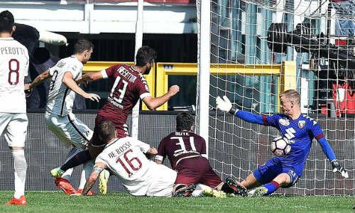 """Totti – """"Cây trường sinh"""" đáng nể của Roma và Serie A - 6"""