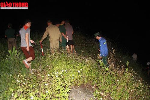 Xuyên đêm truy tìm nghi can vụ thảm án Quảng Ninh - 4