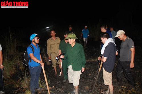 Xuyên đêm truy tìm nghi can vụ thảm án Quảng Ninh - 3