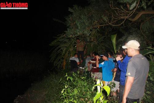 Xuyên đêm truy tìm nghi can vụ thảm án Quảng Ninh - 9