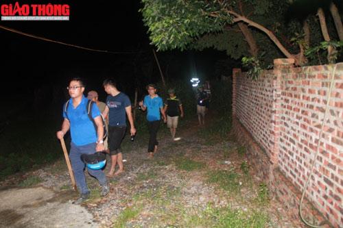 Xuyên đêm truy tìm nghi can vụ thảm án Quảng Ninh - 11