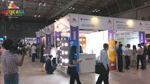 Triển lãm Ledtec Asia 2016 - bước đột phá mới của thị trường đèn led - 3