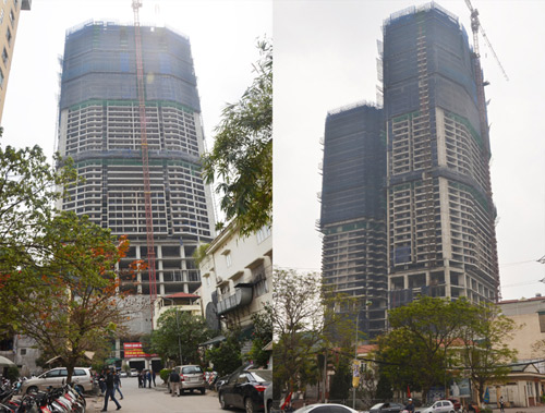 Không khí ô nhiễm, sống ở tầng cao chung cư trở thành xu hướng mới - 1