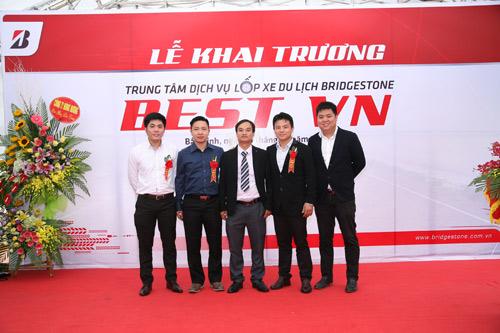 Bridgestone chính thức khai trương trung tâm dịch vụ chăm sóc lốp xe du lịch tại Bắc Ninh - 3