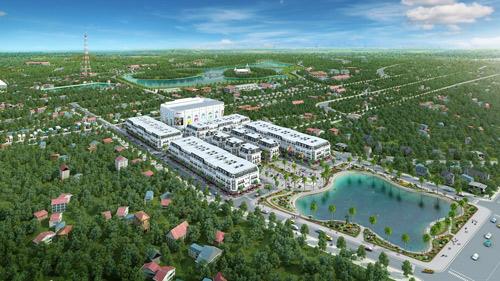 Vincom Shophouse Tuyên Quang mở bán chính thức - 1