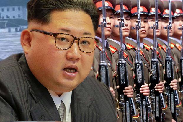 Hàng trăm lính Triều Tiên bị lũ cuốn trôi khi đang ngủ - 1