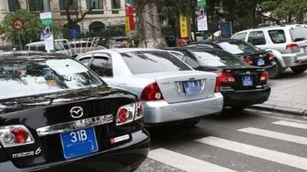 Khoán kinh phí đi lại cho lãnh đạo: Hết đặc quyền xe công - 1
