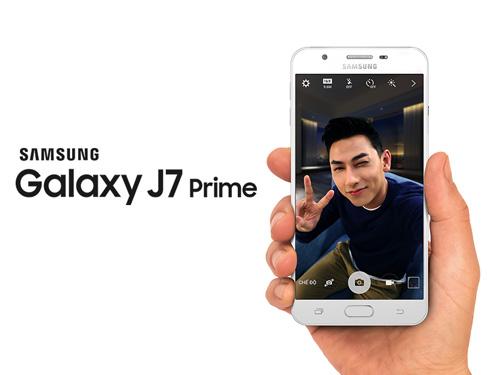 Samsung J7 Prime - Vừa bán đã có nguy cơ cháy hàng - 1