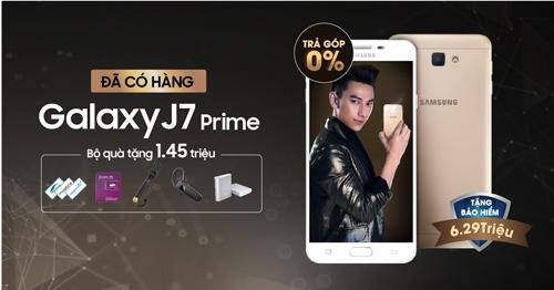 Samsung J7 Prime - Vừa bán đã có nguy cơ cháy hàng - 4