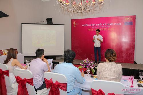 Phạm Hương chọn quốc phục cho đại diện VN ở HH Hoàn vũ - 3