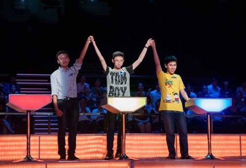 Thần đồng biết đọc từ 18 tháng tuổi thi Olympia 2017 - 3