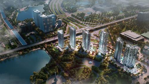 Tân Hoàng Minh, Vingroup, Techcombank hợp tác triển khai dự án D'.Capitale - 2