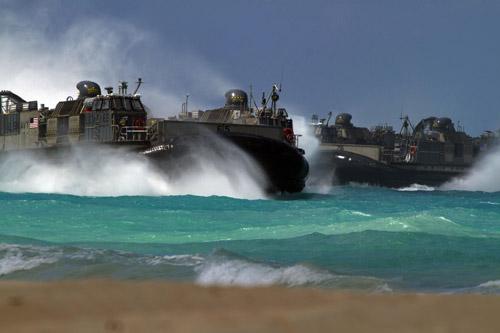 Thủy quân lục chiến Mỹ muốn huấn luyện với binh sĩ VN - 1
