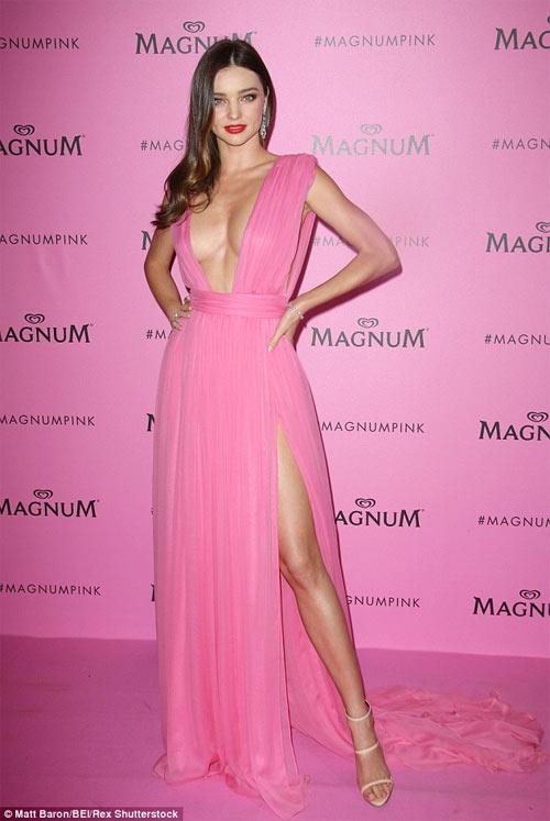 Tiết lộ bất ngờ của Miranda Kerr về nghề người mẫu - 1
