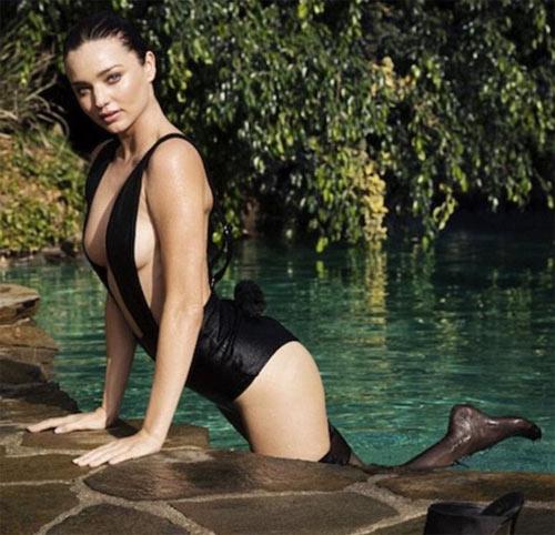 Tiết lộ bất ngờ của Miranda Kerr về nghề người mẫu - 5