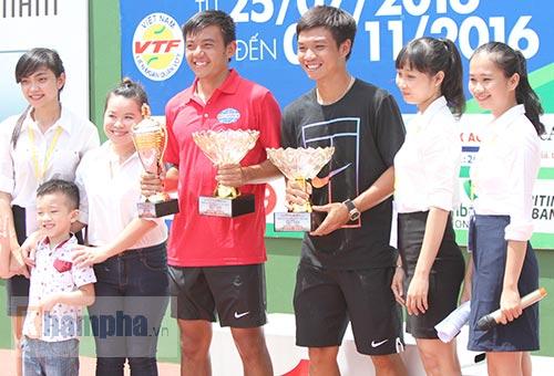 Vô địch Men's Futures, Hoàng Nam sẽ đại tiến 200 bậc - 2