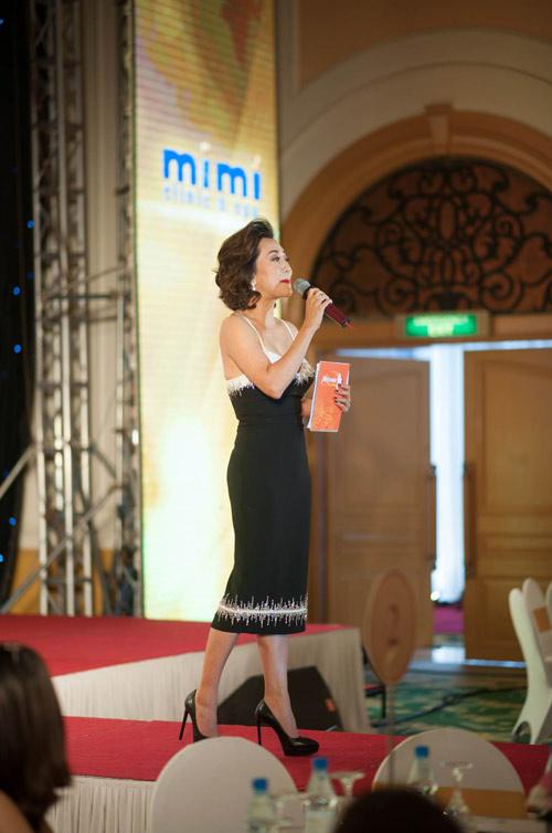 MC Kỳ Duyên ngỡ ngàng trước những ca phẫu thuật tự nhiên tại sinh nhật 20 năm Mimi spa - 1
