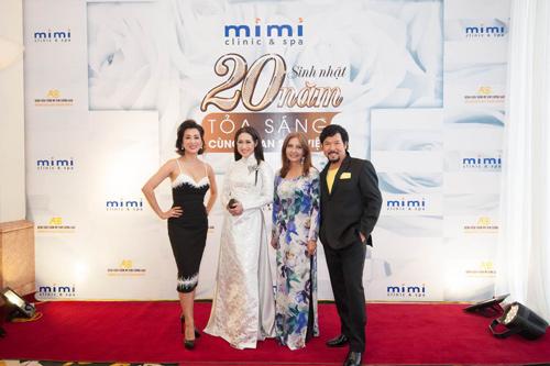 MC Kỳ Duyên ngỡ ngàng trước những ca phẫu thuật tự nhiên tại sinh nhật 20 năm Mimi spa - 2