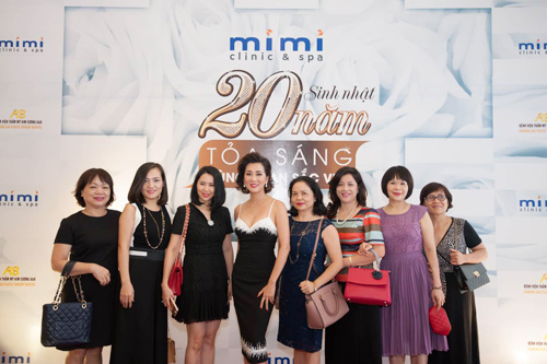 MC Kỳ Duyên ngỡ ngàng trước những ca phẫu thuật tự nhiên tại sinh nhật 20 năm Mimi spa - 3