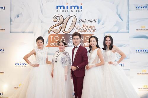 MC Kỳ Duyên ngỡ ngàng trước những ca phẫu thuật tự nhiên tại sinh nhật 20 năm Mimi spa - 4