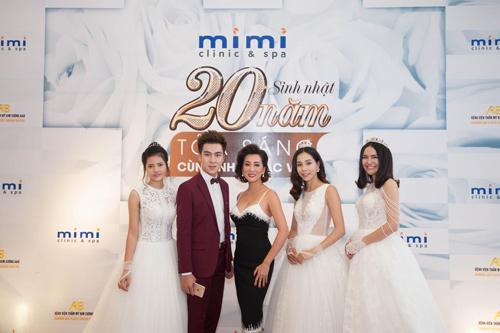 MC Kỳ Duyên ngỡ ngàng trước những ca phẫu thuật tự nhiên tại sinh nhật 20 năm Mimi spa - 5