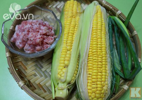 Ngô xào thịt băm dân dã cho bữa cơm đầu tuần - 1