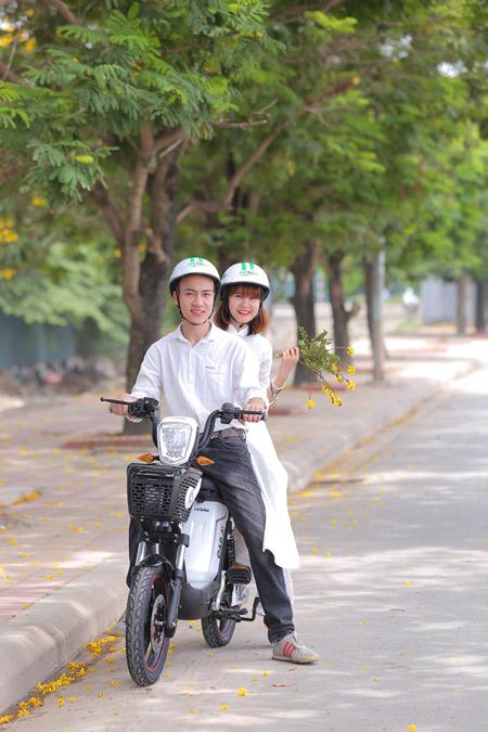 """Chiêm ngưỡng xe điện Cap-A 2 đang """"hút hồn"""" giới trẻ Việt - 5"""