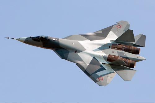 """Su-35, T-50 Nga khiến """"chim ưng"""" F-16 Mỹ thành đồ bỏ đi - 1"""