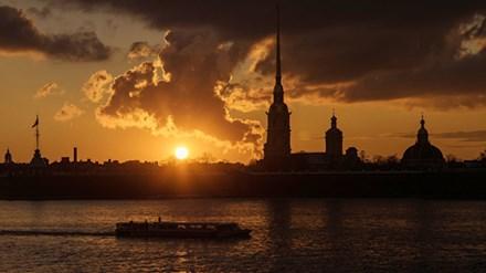 Thủ đô nước Nga soán ngôi thành phố đẹp nhất châu Âu - 1