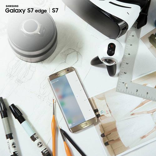 """Trọn bộ 7 trào lưu chụp hình bằng điện thoại """"chất miễn bàn"""" với Galaxy S7 - 2"""