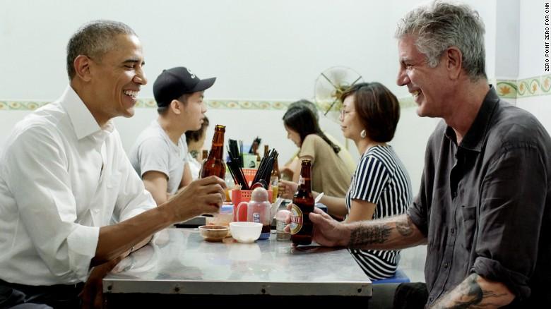 Đầu bếp ăn bún chả cùng Obama khen nức bún ốc Việt Nam - 5