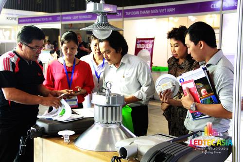 Triển lãm Ledtec Asia 2016 - bước đột phá mới của thị trường đèn led - 1