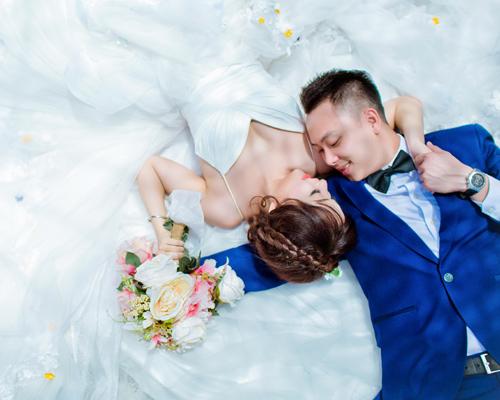 """Cặp đôi nên duyên từ thuở """"vắt mũi chưa sạch"""" - 6"""