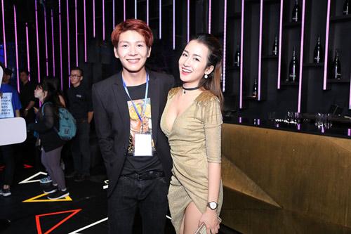 Trang Moon gợi cảm chơi nhạc cùng DJ sexy nhất Hàn Quốc - 12