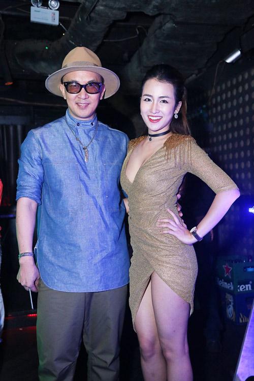 Trang Moon gợi cảm chơi nhạc cùng DJ sexy nhất Hàn Quốc - 11