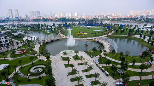 """Vingroup được tôn vinh """"tốt nhất Việt Nam"""" ở 3 giải thưởng BĐS quốc tế - 2"""