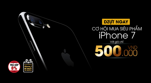 iPhone 7 bình ổn giá còn 17 triệu hút khách - 5