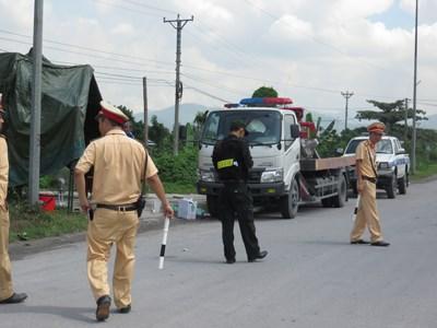 Chốt chặn mọi cửa ngõ Quảng Ninh để truy bắt kẻ thủ ác - 4