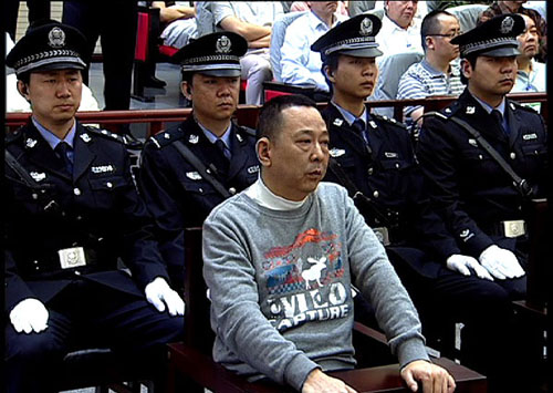 Dân TQ đổ xô đấu giá siêu xe của tỉ phú mafia Lưu Hán - 5