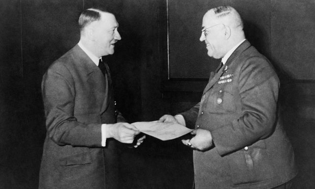 Lịch sử thế giới thay đổi vì Hitler dùng chất kích thích - 1