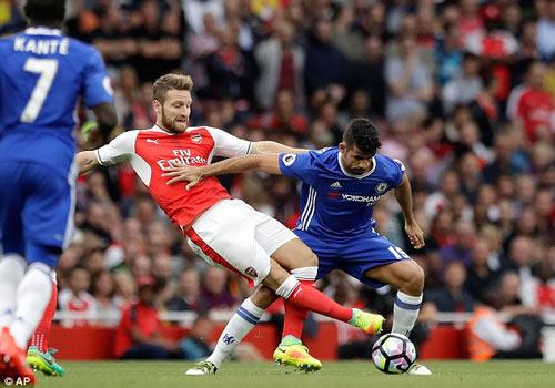 Arsenal: Sự biến hóa ma thuật của Wenger - 3