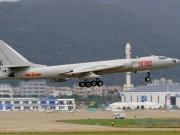 Trung Quốc đưa 40 máy bay ném bom đến sát đảo Nhật Bản