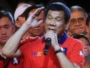 Thế giới - Vì sao Tổng thống Philippines vội vàng thăm Trung Quốc?