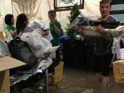 """Ca nhạc - MTV - Biệt thự của Mr Đàm ngập nặng sau trận mưa """"lịch sử"""""""